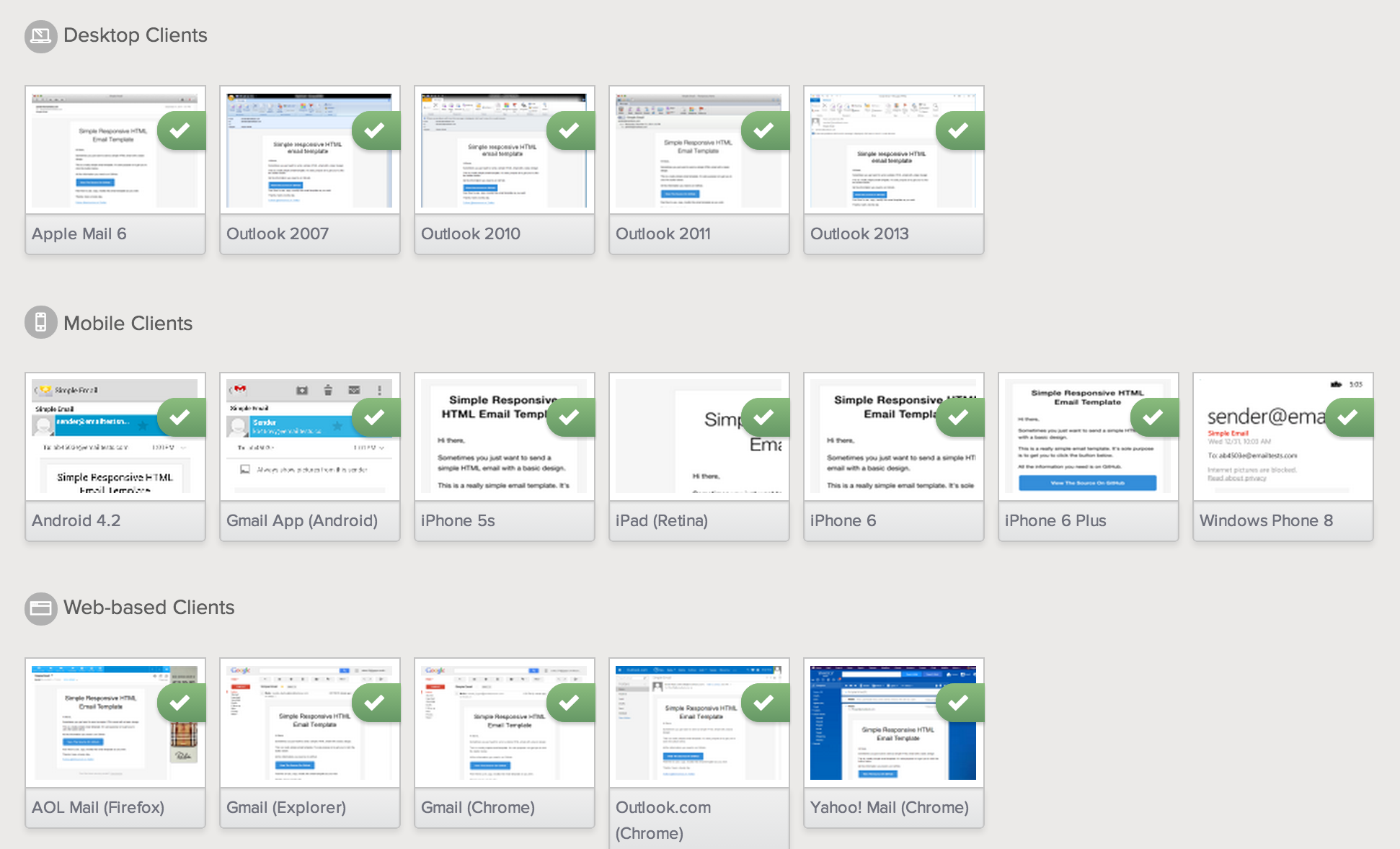 Things I've Learned About Sending Email, for Web Designers and ...