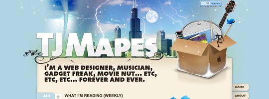 TJ Mapes