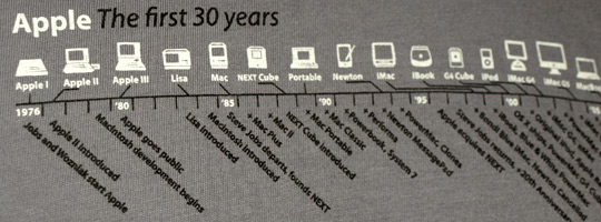 Apple - The First 30 Years