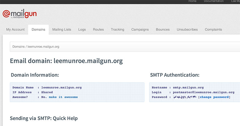How to send automated email in Ruby on Rails (with Mailgun)
