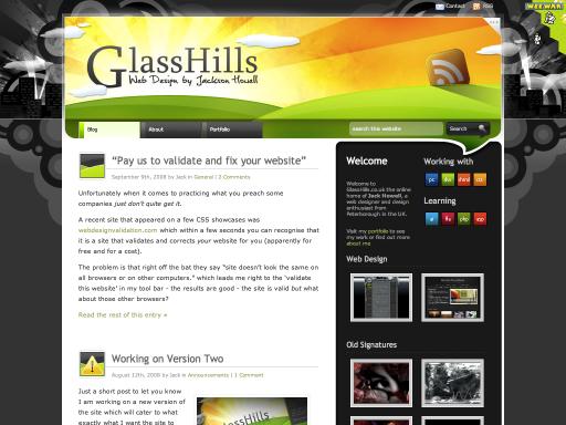 Glass Hills