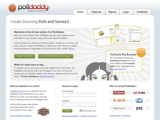 Poll Daddy