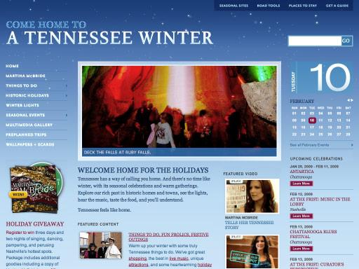 Tennessee Winter