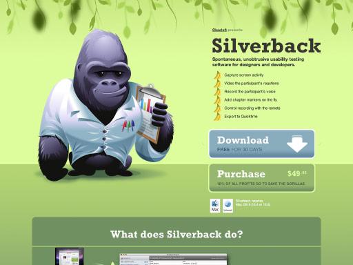 Silverback App