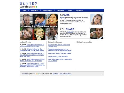 sentrywireless.com