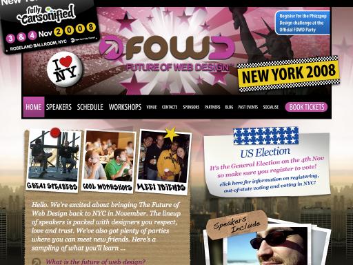 Future of Web Design New York